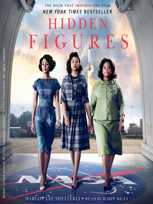 Title details for Hidden Figures by Margot Lee Shetterly - Wait list